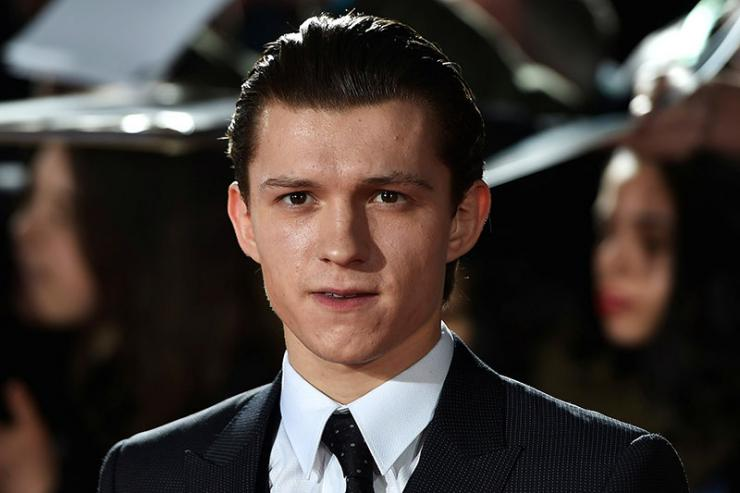 Tom Holland Reunites with 'Avengers' Directors for Bank-Robbing Drama