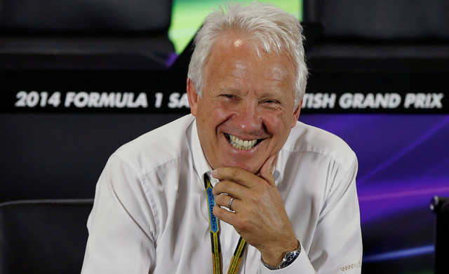 Formula One world rocked by tragic death of Charlie Whiting