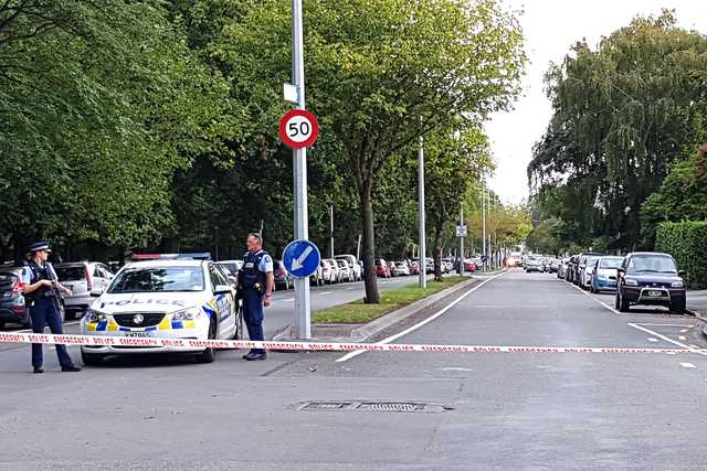 Christchurch Shooting Manifesto: World News: New Zealand Mosque Gunman Published Manifesto