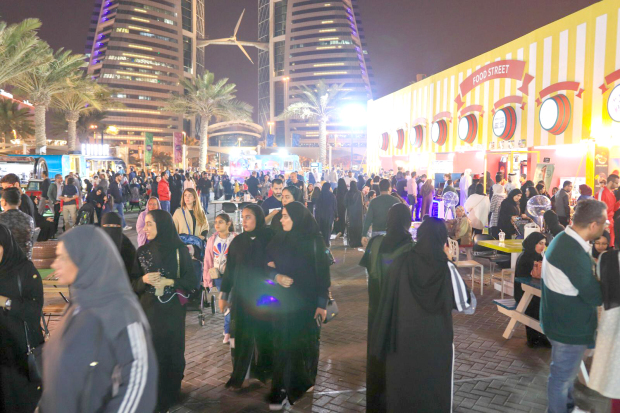 <p>More than 220,000 people have visited the fourth edition of Bahrain Food Festival since its launch on February 28. </p>