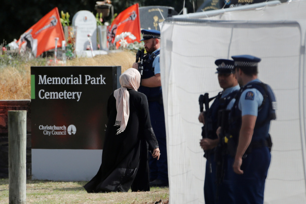 Second man charged with sharing livestream video of Christchurch terror attack