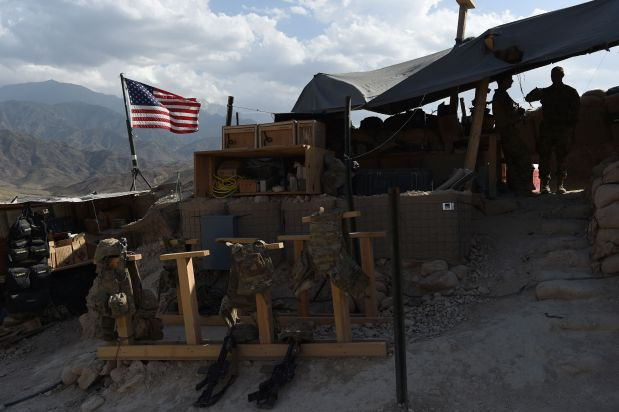 Two US soldiers killed in Afghanistan operation
