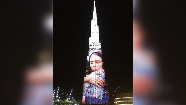 UAE: UAE pays tribute to New Zealand Prime Minister
