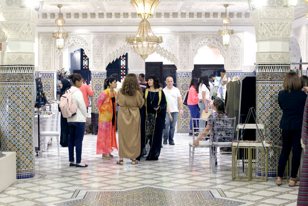 More than 40 vendors featured food, fashion, beauty products and accessories at a pop up market at the Jawad Dome, Barbar yesterday. The event is organised by Bahraini entrepreneur Sophia Jawad along with Fatim Elkadiri, the event team Fes518. The two-day event, which concludes today, features street food outside the mall area and caters a fun-filled evening and weekend for the public.