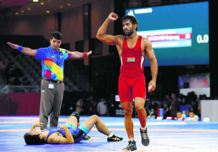 Other Sports: Indian champion to wrestle at Madison Square