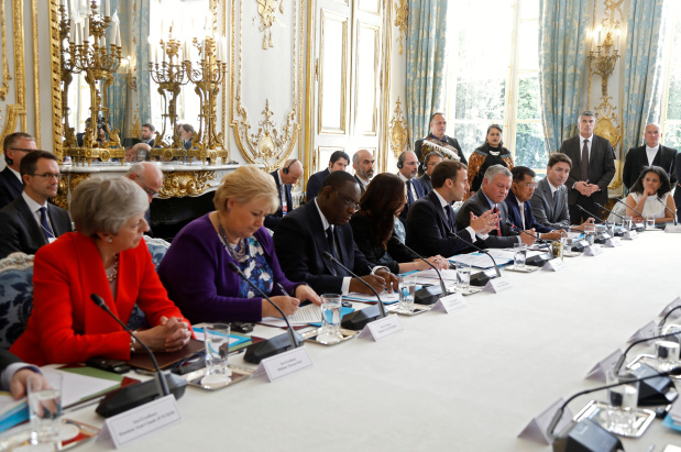 Jacinda Ardern Detail: World News: US Declines To Join Jacinda Ardern's