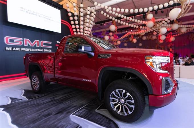 GMC reveals two new Sierra models exclusive to the Middle East