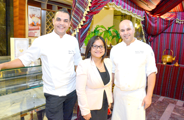 Photo Gallery: Iftar hosted by Le Meridien City Centre Bahrain
