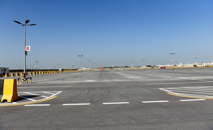 Bahrain News Bahrain International Airport S Overflow Car