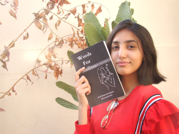 BOOK REVIEW - Words for Bullets:  Life through the eyes of a teenager