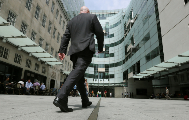 BBC to scrap free TV licences for people over 75