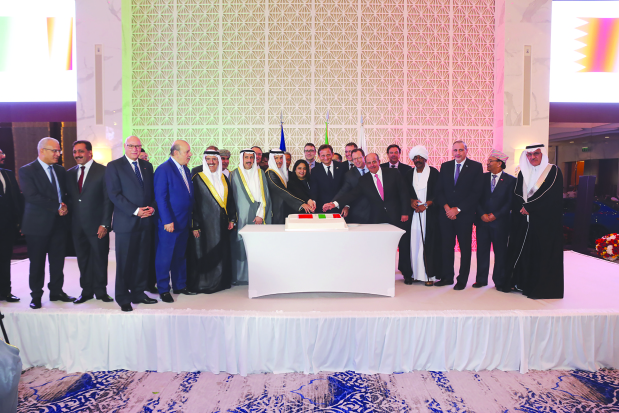 <p>Italy's National Day was celebrated in Bahrain at the Gulf Hotel Convention and Spa last night. The event was hosted by Italian Ambassador Domenico Bellato and his wife Laura. Among those present were government officials, diplomats, members of the media and guests. Above, the ambassador and his wife cut the cake in the presence of dignitaries.&nbsp;</p>
