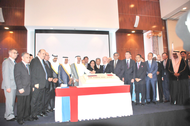 <p>A reception to mark Russia Day was held at the Diplomat Radisson Blu Hotel and Spa last night. Russia annually celebrates the day on June 12 since 1990 when the Declaration of State Sovereignty of the Russian Federation was signed. Russian Ambassador Igor Kremnev hosted the evening which was attended by government officials, diplomats, members of the media and guests. Above, the ambassador cuts the cake in the presence of officials.</p>
