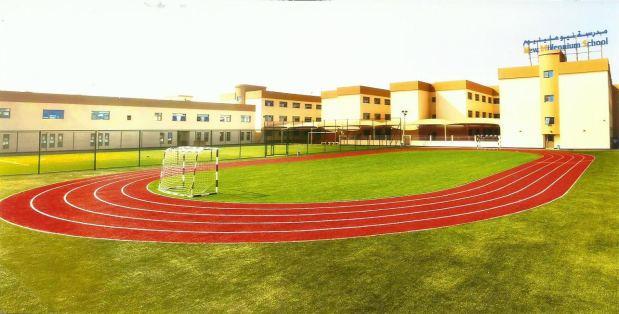 New Millennium School-DPS Bahrain shines brilliantly