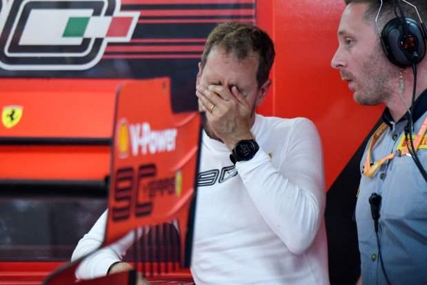 Ferrari review appeal rejected