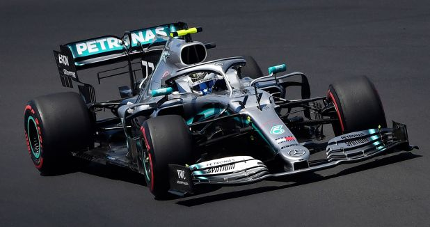 French GP: Bottas outpaces Hamilton, Mercedes rule in final practice