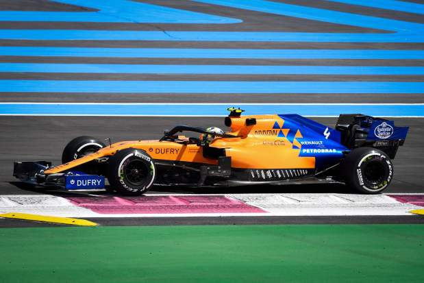 McLaren to build new wind tunnel