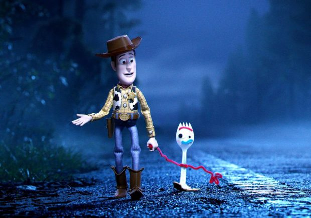 Toy Story sequel is worth the wait...