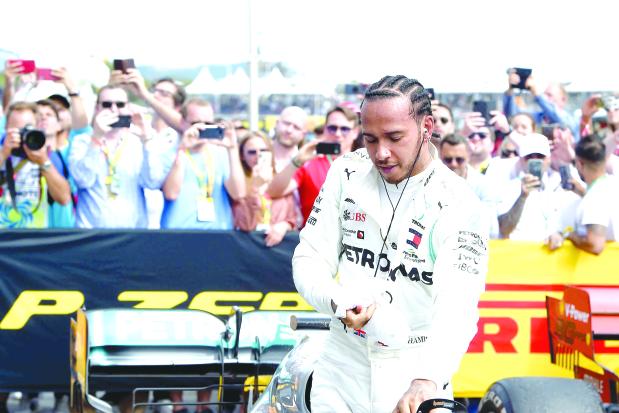Hamilton calls for F1 overhaul