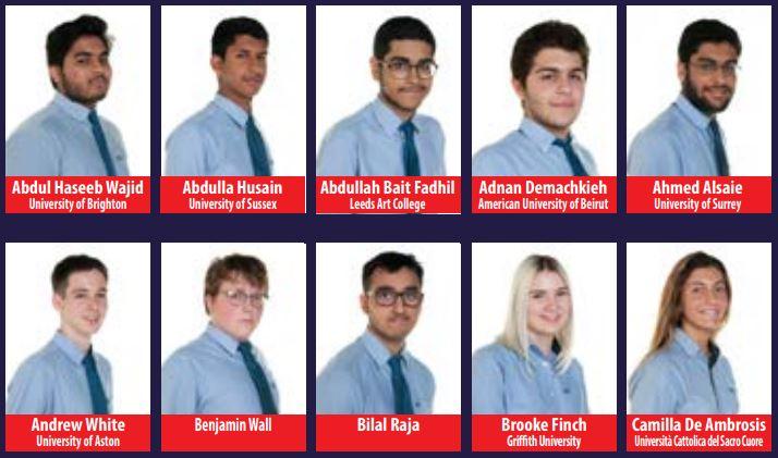 The British School of Bahrain Class of 2019 Graduation