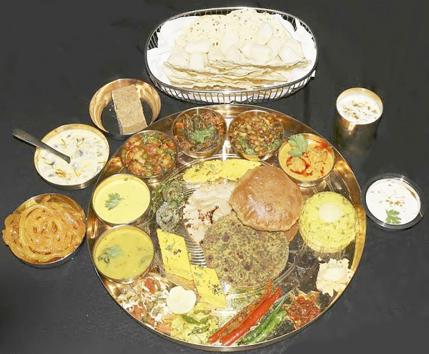 Authentic Gujarati treats at Delmon International