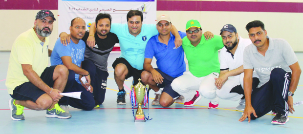 <p><em>Members of the winning team.</em></p> <p>Citi Bahrain organised an intra-department cricket event themed over the ongoing ICC Cricket World Cup in England and Wales.</p> <p>Eight teams comprising over 100 Citi staff enjoyed some electrifying cricketing moments and each team adopted the colours of one of the teams playing in the actual World Cup.</p> <p>In the final, Asset Sales &lsquo;India&rsquo; beat IPB and ICG Ops &lsquo;Afghanistan&rsquo;.&nbsp;</p>