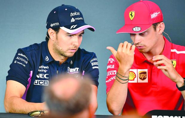 Ferrari facing 'difficult task'