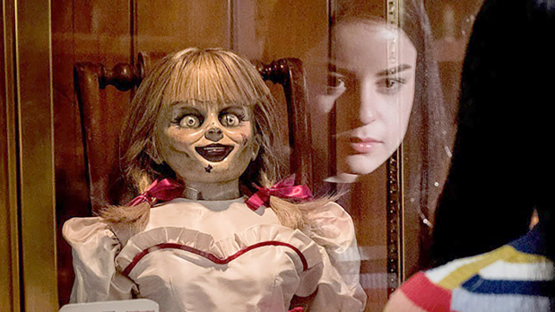 Annabelle Comes Home Film Review: A simple teenage horror story...