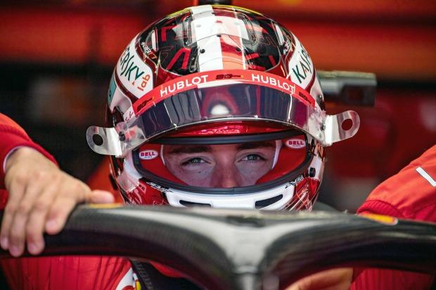 Leclerc sets the pace for Ferrari in Austria final practice