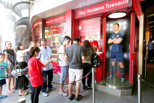 International Business: Lego family buys Madame Tussauds owner for