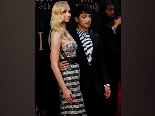Joe Jonas & Sophie Turner Get Married Again in France!