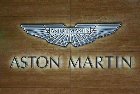 Aston Martin's biggest investor considers boosting stake