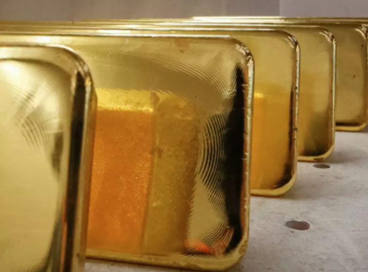 Gold prices edge up ahead of U.S