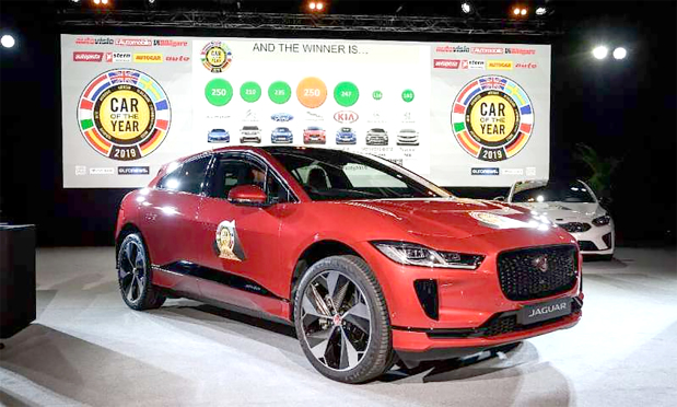 Jaguar Land Rover set to build electric cars in UK