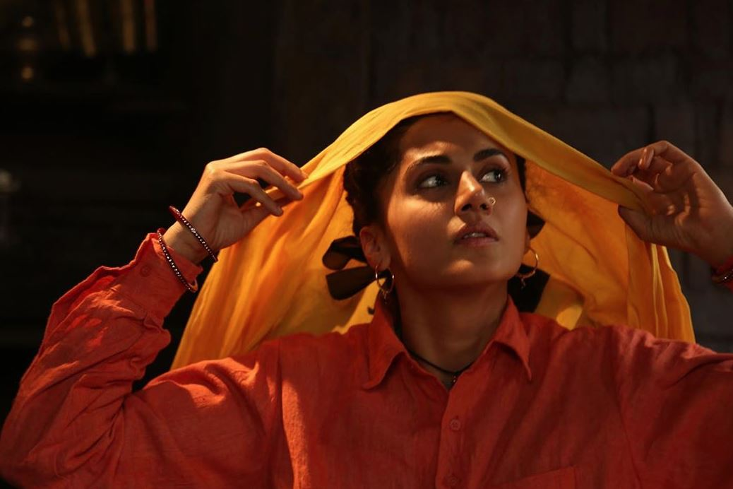 Taapsee Pannu set to star in Anubhav Sinha's next