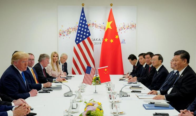 China and USA  resume talks in effort to resolve trade war