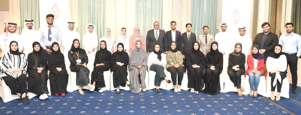 "<p>An induction gathering was organised by Al Salam Bank – Bahrain to welcome 26 Bahraini students from universities in the kingdom into its 13th annual summer internship programme. It was held at the Sheraton Hotel Bahrain and attended by students who completed majors in different fields. ""During the yearly internship programme, students acquire a wealth of knowledge through expert mentorship, gaining valuable experience and practical skills that will help them to excel once they join the kingdom's workforce,"" said bank human resources and administration head Muna Al Balooshi. The 2019 programme also includes a visit to Bahrain Fintech Bay where the interns will develop a broader understanding of the latest digital incubation platforms. The bank has successfully run its summer internship programme since 2007 and has welcomed more than 300 interns to date. Above, bank officials with the batch of interns.</p>"