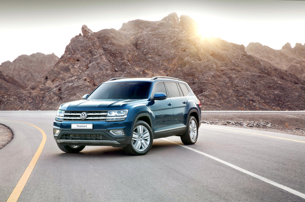Teramont promises the 'perfect' family SUV