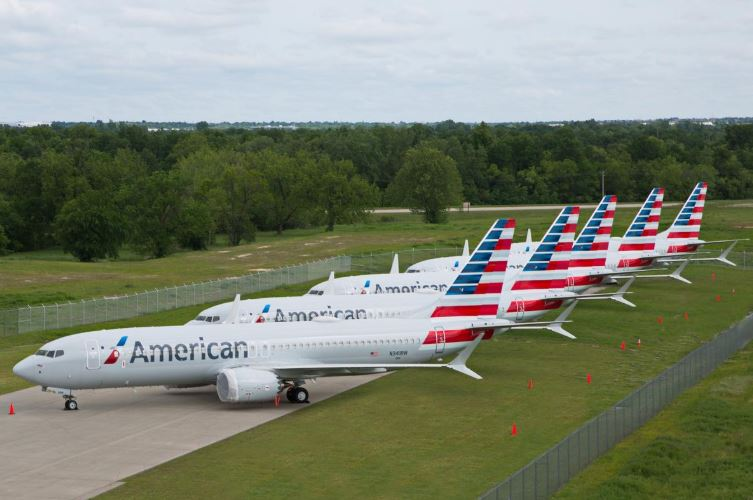 American Airlines extends Boeing 737 cancellations through November