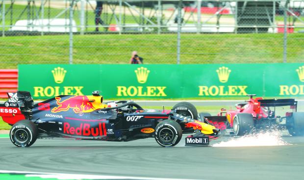 Vettel 'will come back stronger'