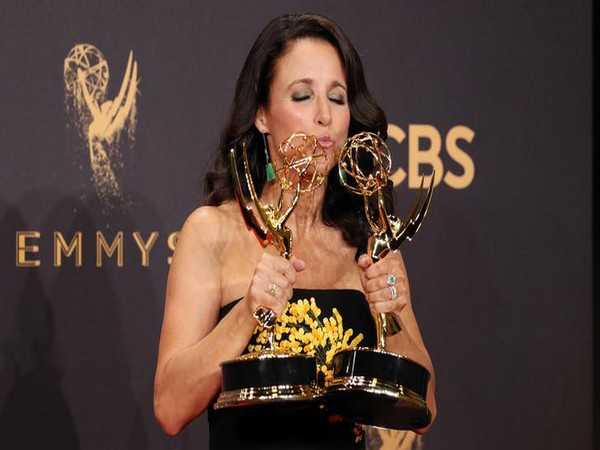 Just a win to go for Julia Louis-Dreyfus to make Emmy history!