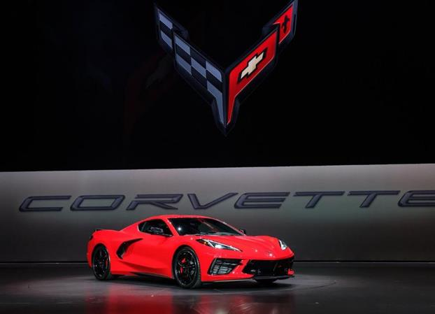 2020 Stingray revealed as first ever mid-engine Corvette