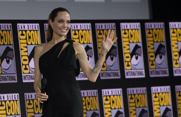 Angelina Jolie in 'Eternals', Ali as 'Blade' highlight Marvel's star-studded slate