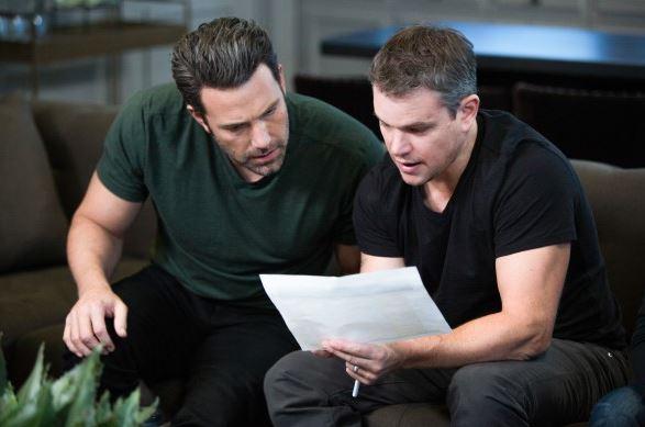 Ben Affleck, Matt Damon to script and star in Ridley Scott's 'The Last Duel'