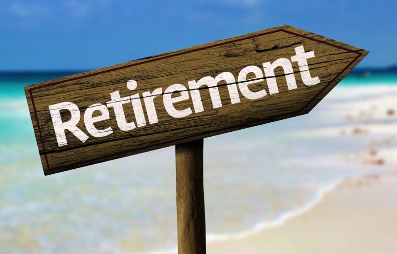 The joys of retirement