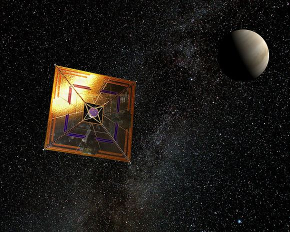 US spacecraft's solar sail successfully deploys
