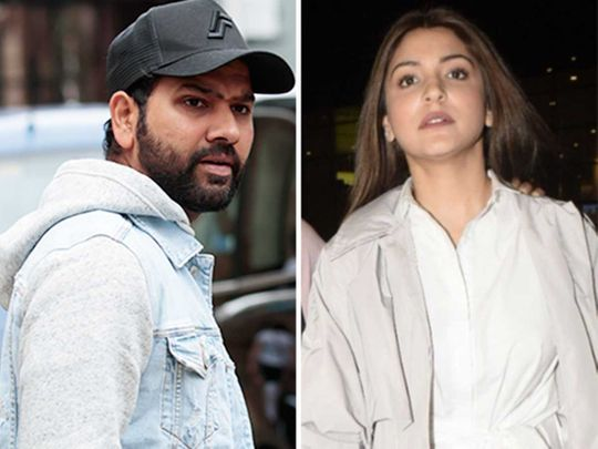 Is there cold 'Instagram war' brewing between Rohit Sharma and Anushka Sharma?