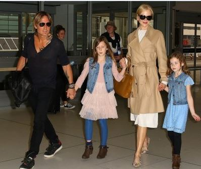 Nicole Kidman's daughters to lend voices for 'Angry Birds 2'