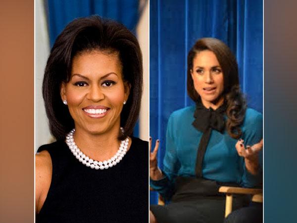 Michelle Obama's advice on motherhood left Meghan Markle 'speechless'