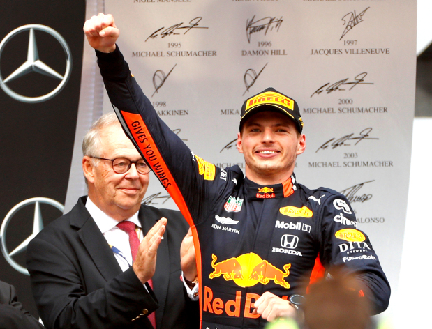 Verstappen hopes to continue the party in Hungary